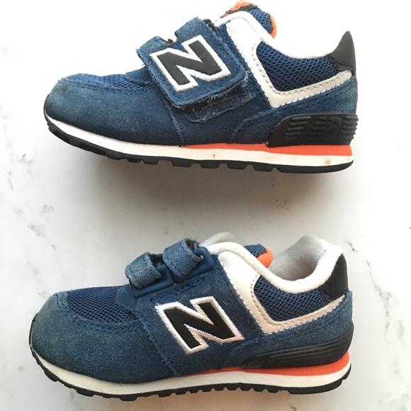 new balance toddler shoes velcro